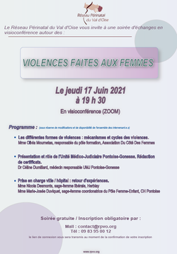 RPVO violences juin 2021