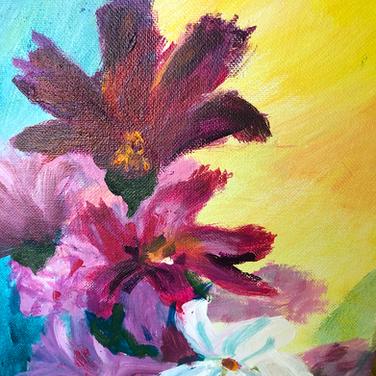 Les Fleurs de ma Tante