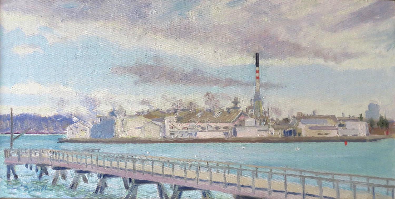 Lermond Cove and Pier