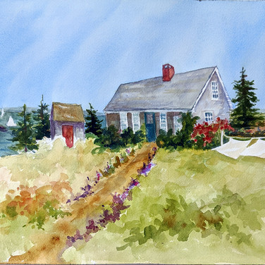 Dreaming of Monhegan