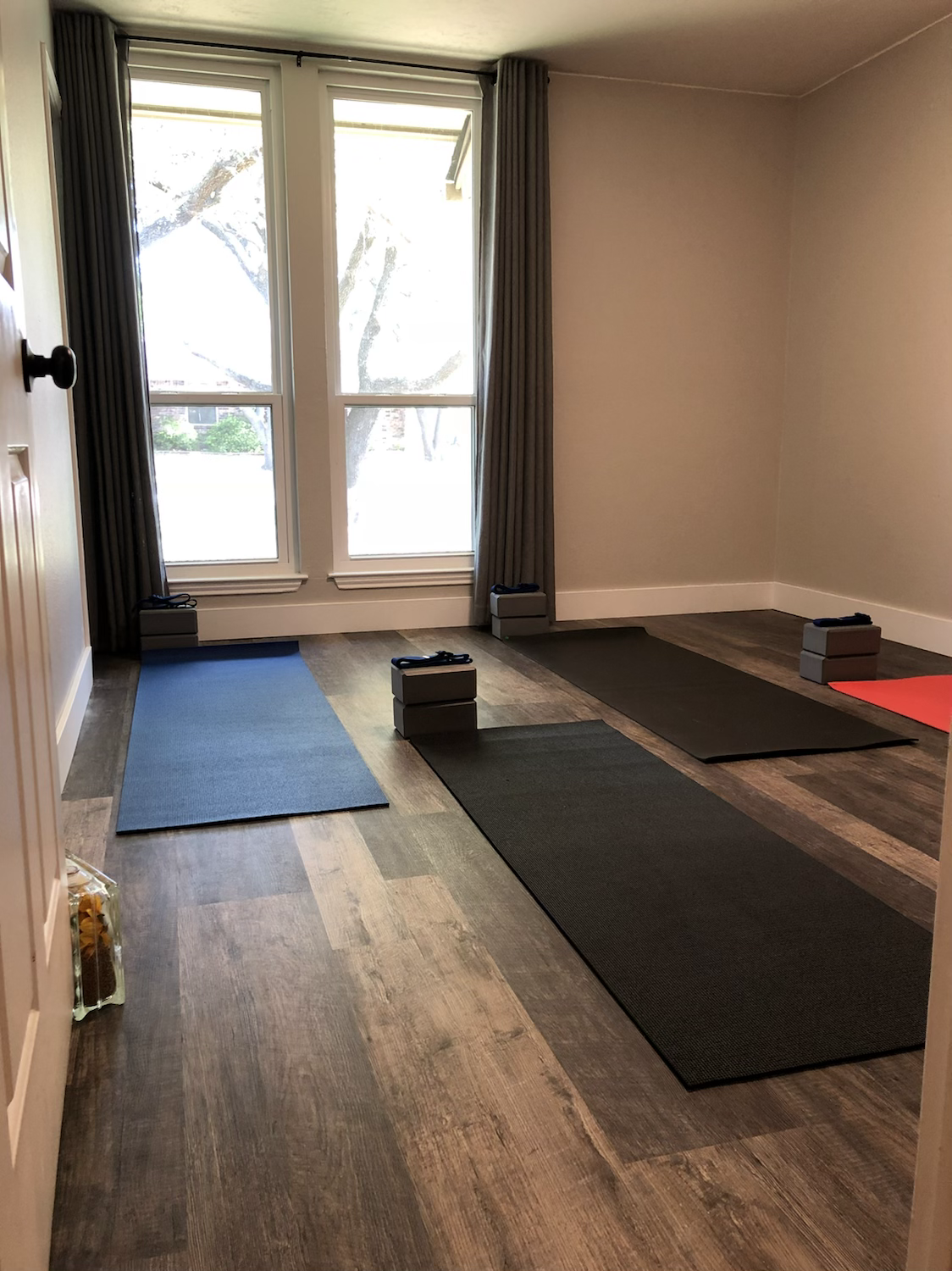 Personal Practice/Private Room