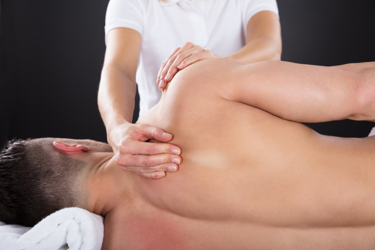 55 minute Massage