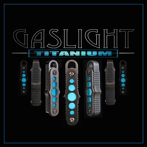Titanium Gaslight Blue or Green Glow