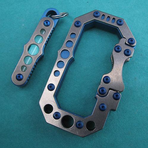 GateKeeper,  blue with matching Gaslight