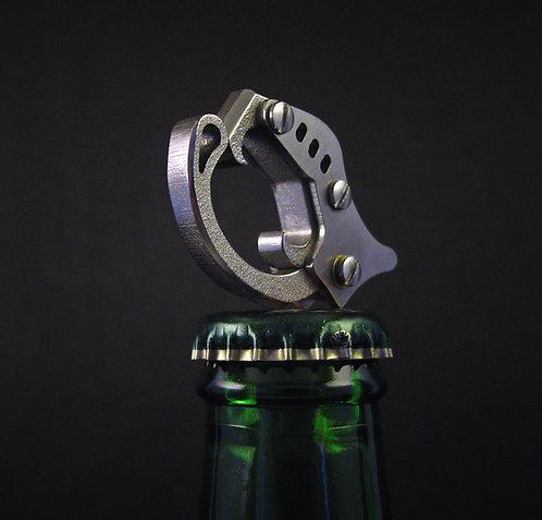 Titanium Capulator Bottle opener