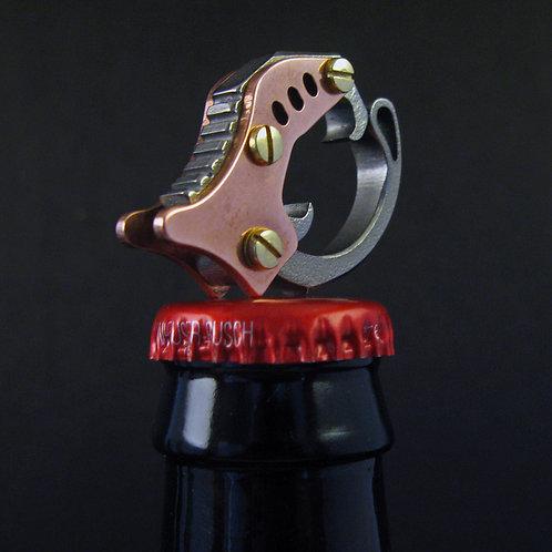 Copper Capulator bottle opener