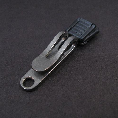 Mini-D; Just the Clip. Titanium