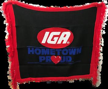 IGA throw.png