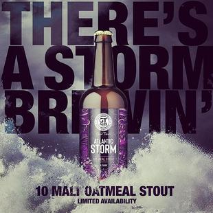 A Storm Brewin'