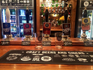 Wetherspoons tap takeover