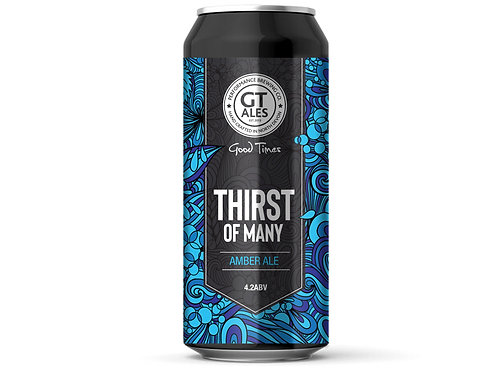 THIRST OF MANY 12 PACK