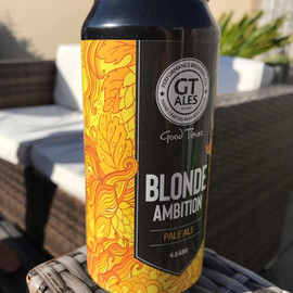 NEW Blonde artwork