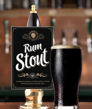 Rum Stout