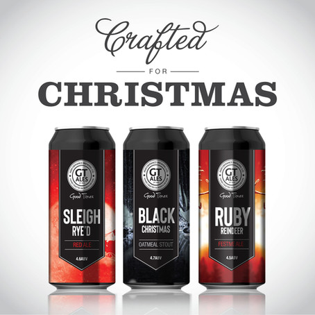 CRAFTED FOR CHRISTMAS...