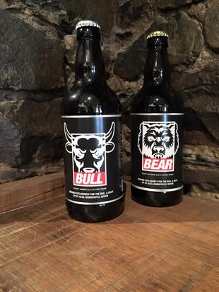 Bull & Bear beers