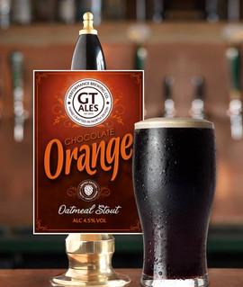 Chocolate Orange Oatmeal Stout