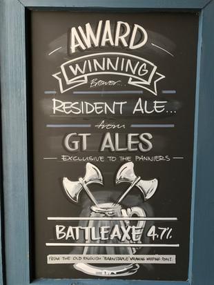 Balleaxe Board...