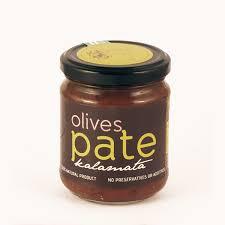 Oliven-Pate aus der Kalamata-Olive