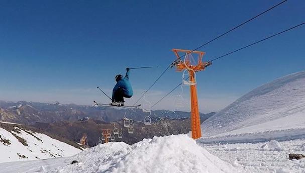 Chillan Snow Camp - esqui