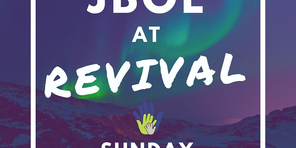 REVIVAL Sunday - 4PM Spanish Service Fundraiser