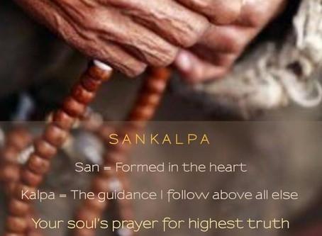 Sankalpa - a tool for change