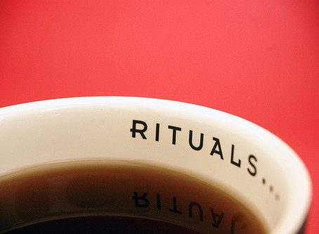 Daily grind: Routine or Ritual?