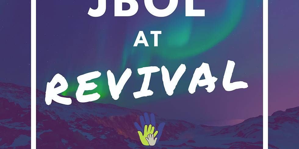 REVIVAL Day 1 - Wednesday Fundraiser