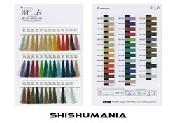 SHISHUMANIA ポリエステルレーヨンラメ糸