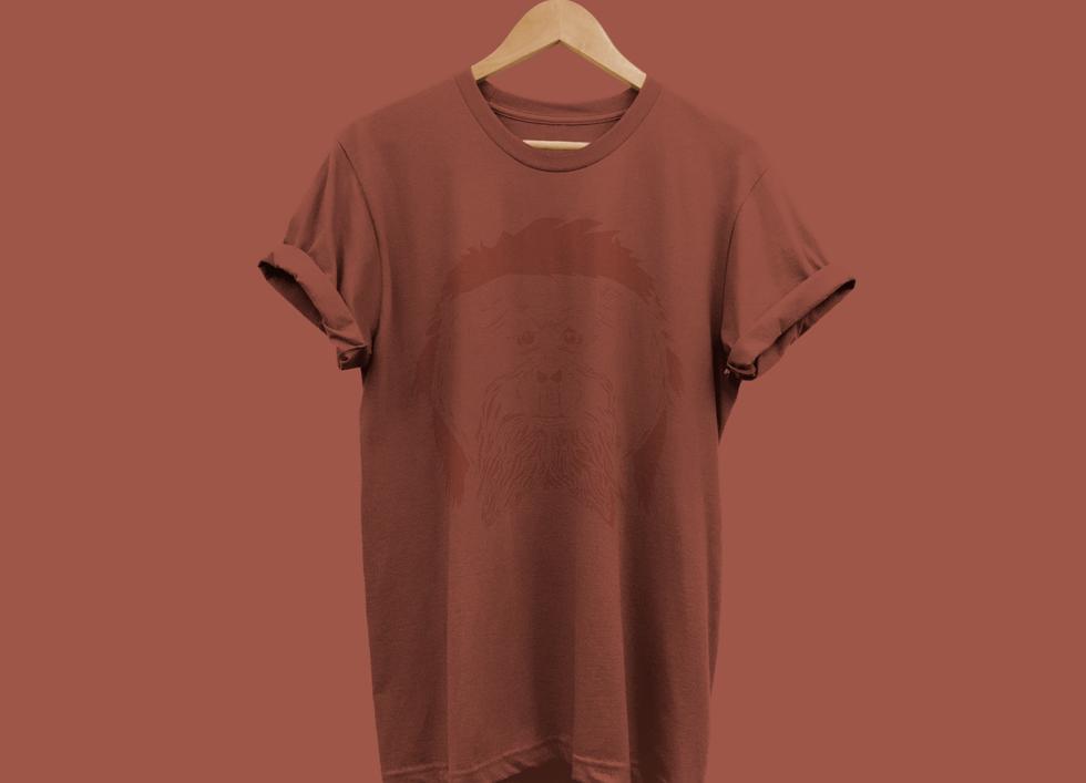 Orangutan colour collection Tshirt.png