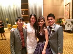 Wedding Live Band Singapore