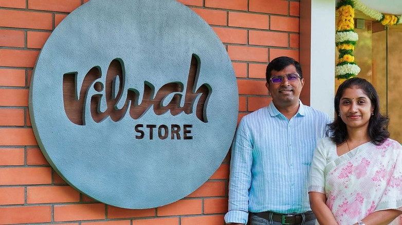 Kruthika Kumaran started Vilvah Store after losing her mother to a severe skin condition