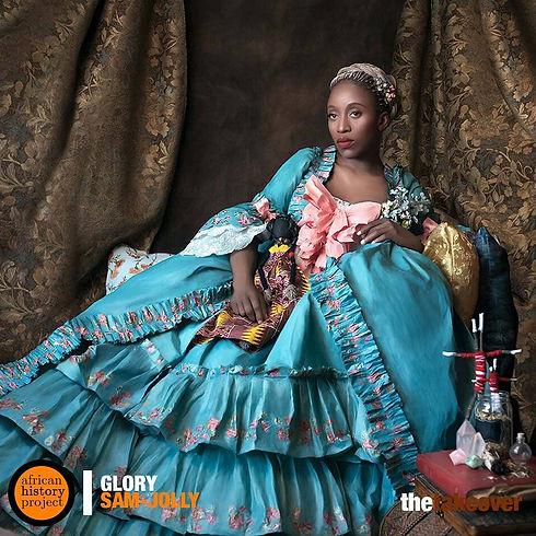 african history project, The Black Feminine Glory Samjolly