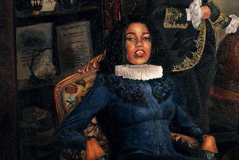 The Honourable Women of Slayage, Glory Samjolly BHM Black History Month Wimbledon