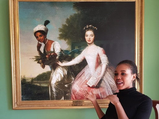 Black Aristocratic Art: Re-presenting Black British History