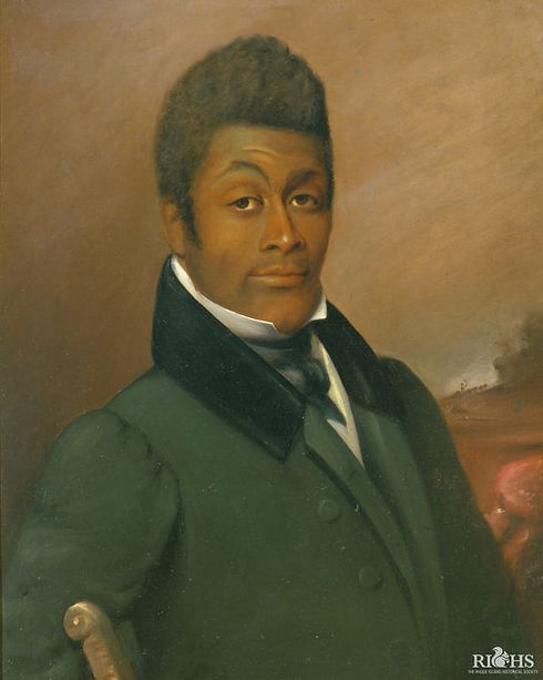 """Thomas Howland"", John Blanchard Blackaristocratart, Afro Leads podcast"