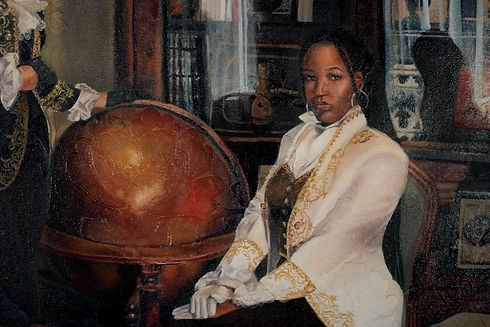 The Honourable Women of Slayage c.2020, Zamar Samjolly