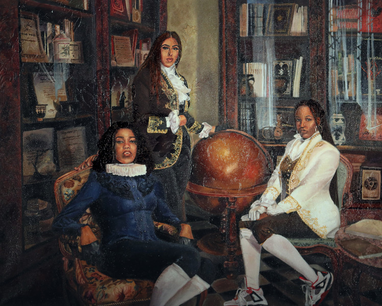 The Honourable Women of Slayage in their Study