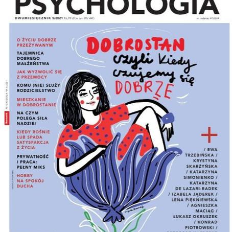Newsweek Psychologia (5/2021): Dobry dzień ze sobą