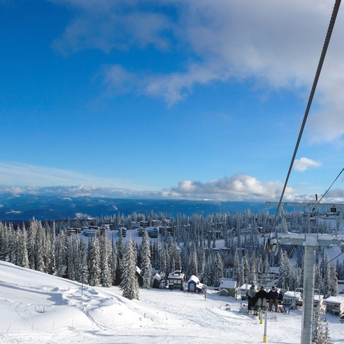 A Snow-lovers Guide to Local Ski Resorts - Sicamous & Mara Lake