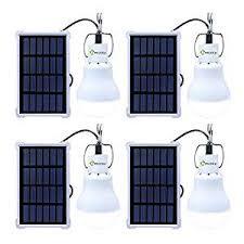 indoor solar lamps