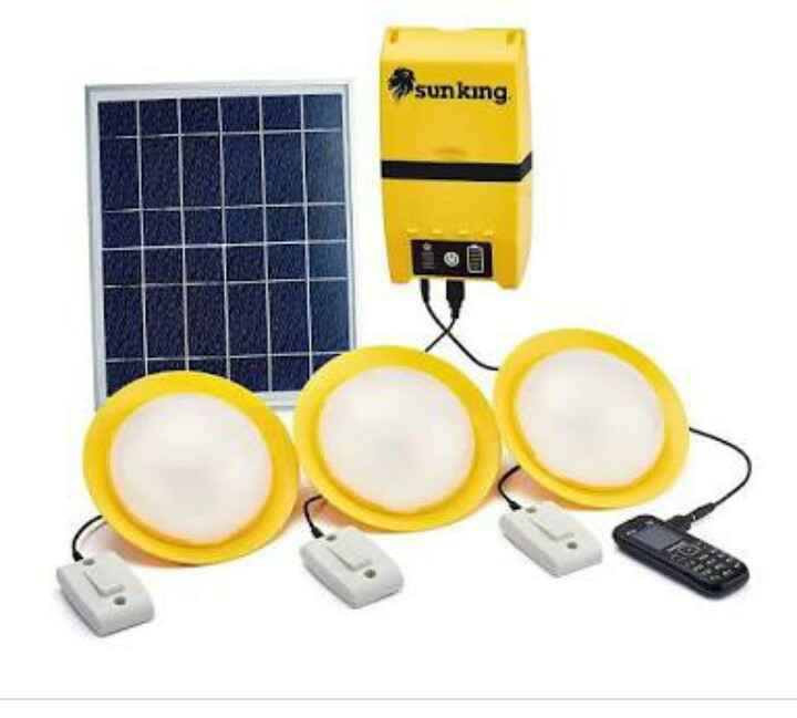 indoor solar appliances