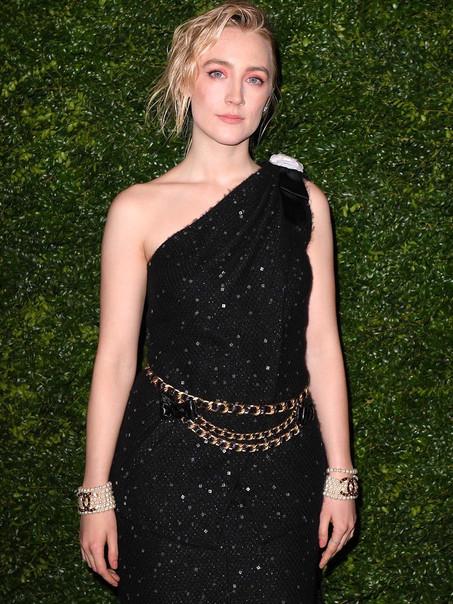 Saoirse Ronan at BAFTA pre-party 2020