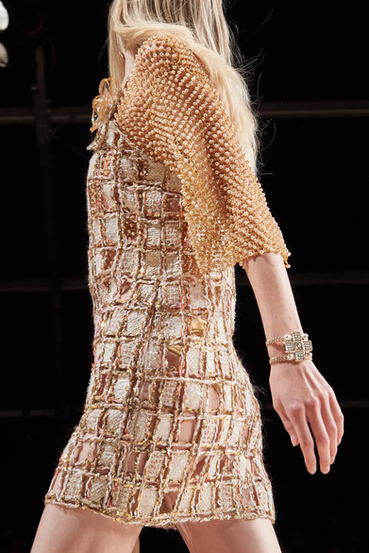 Kiki Willems for Chanel SS22