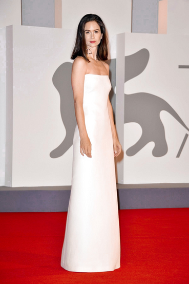 Katherine Waterston at the Venice Film F