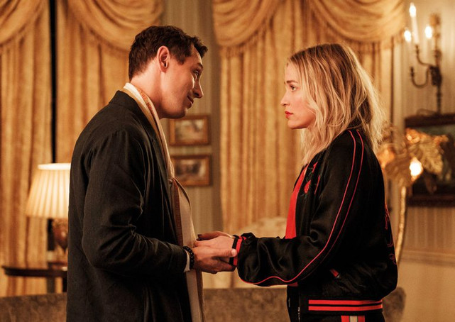 Piper Perabo in The Loudest Voice