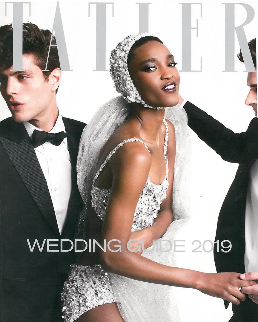 Tatler Wedding Guide 2019