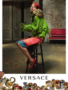 Versace AW/19 Campaign