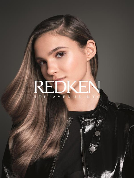 Redken campaign 2018