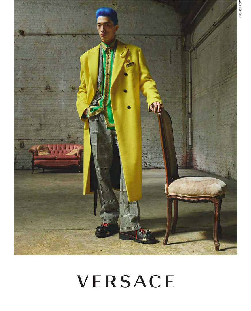 Versace AW/19
