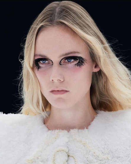 Kiki Willems for Givenchy SS22